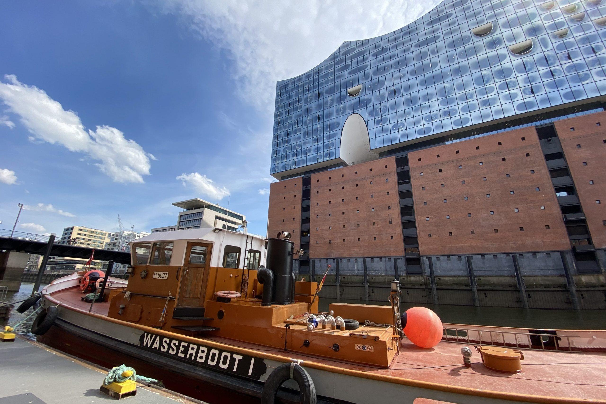 Wasserboot I