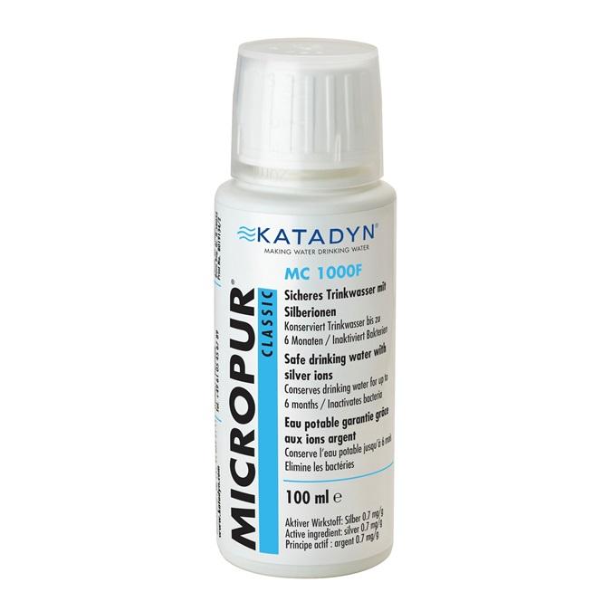 Micropur ohne Chlor