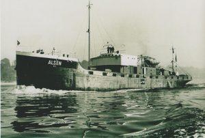 Lieferung Trinkwasser Wasseboot